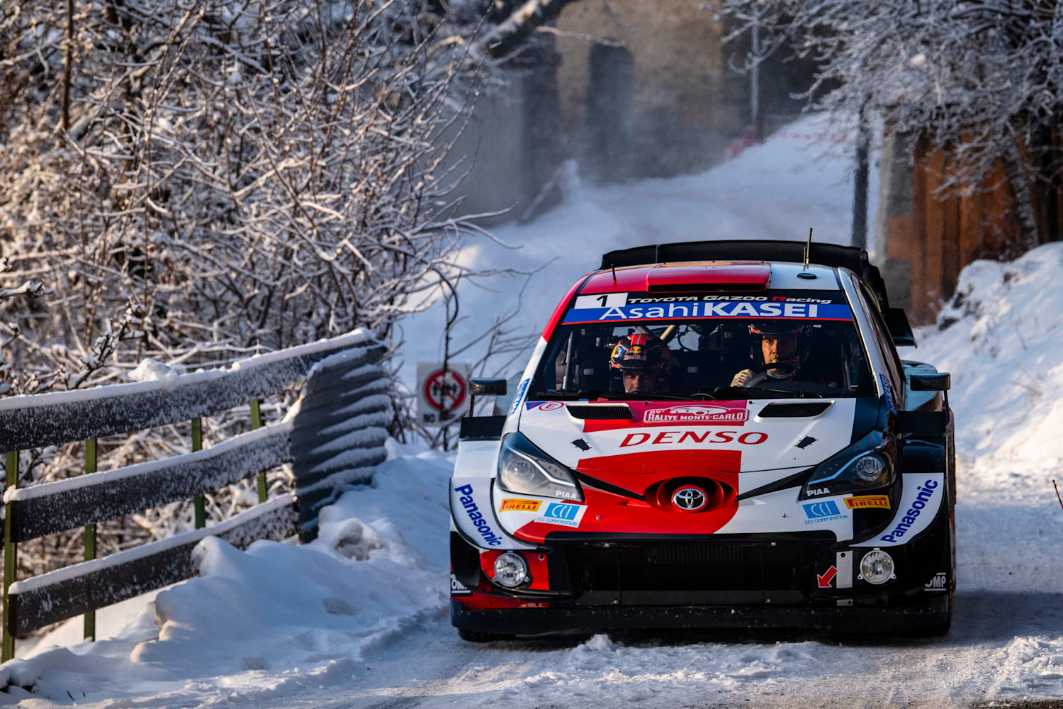 WRC Monte Carlo Rally 2021: Race report and results