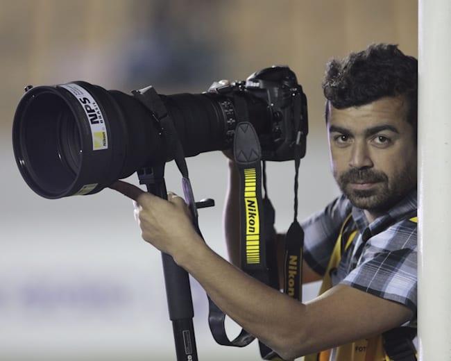 Ari Ferreira, fotógrafo do Red Bull Bragantino