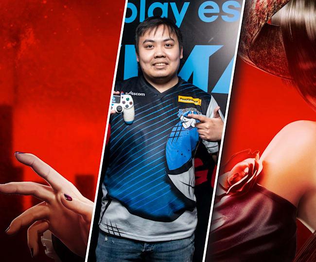 "Mathieu ""KiraKira"" Nguyen ist Tekken-Profi aus der Schweiz"