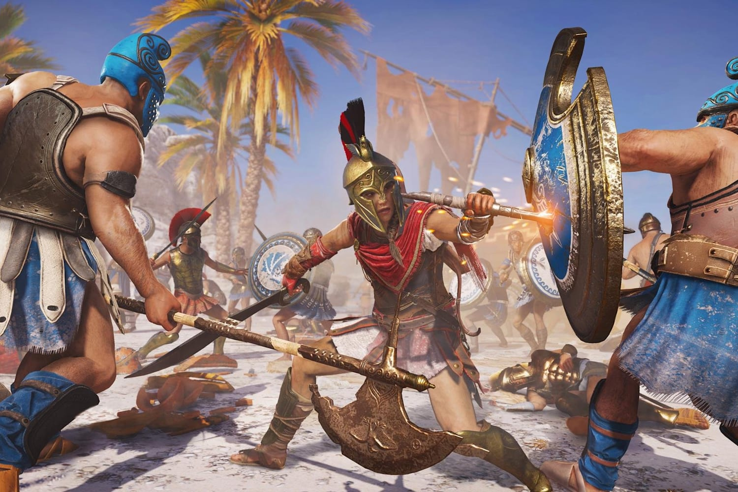 Assassin S Creed Odyssey Combat Tips Guide 7 Top Hints