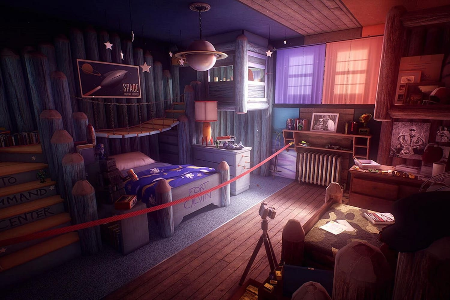 What Remains of Edith Finch art design interview