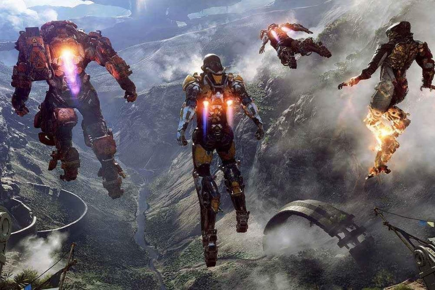 Anthem Why It S More Than A Multiplayer Shooter