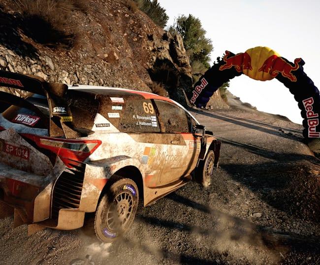 WRC 9 besticht durch extrem detailierte Next-Gen Grafik