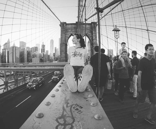 Alexandra Barac în New York
