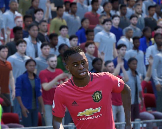 Los mejores jóvenes laterales de FIFA 20