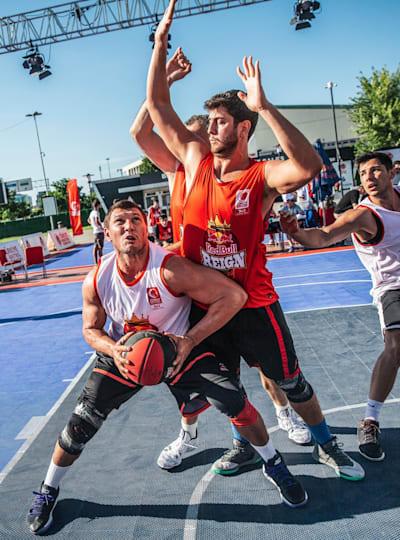 Red Bull Reign TBF 3x3 Basketbol Turu (2018)