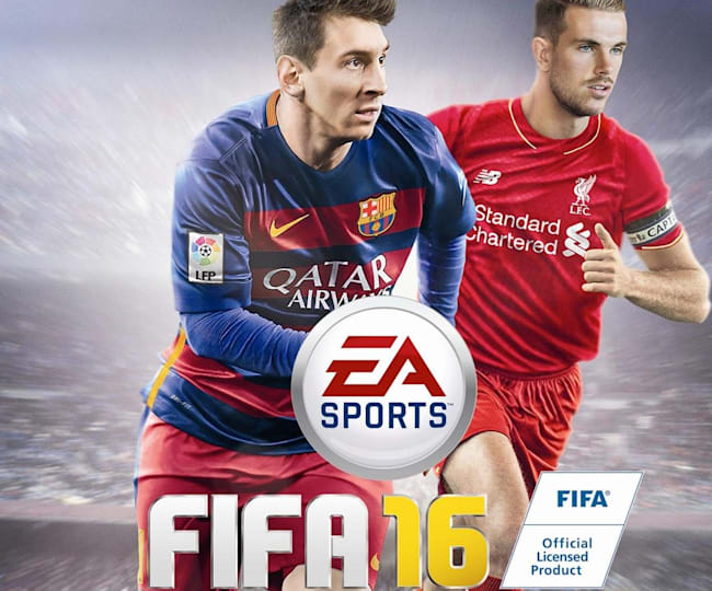 FIFA 16: World-beating Career Mode Wonderkid XI