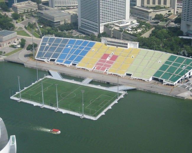 Marina Bay Stadium, Singapore
