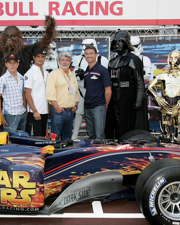 Red Bull Racing History Photos Info
