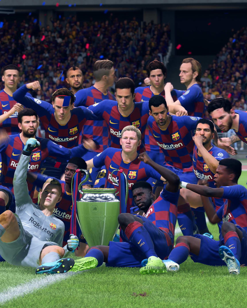 Fifa 20 Barcelona Tips Guide How To Play With Barca
