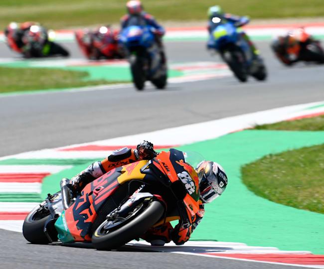 Мигель Оливейра возвращает KTM на подиум MotoGP ™ в Италии