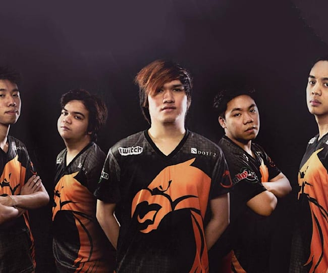 TnC Gaming captained by DeMoN