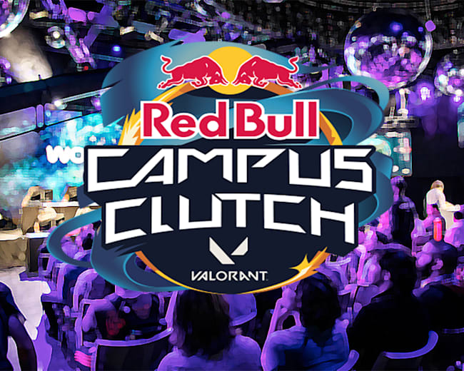 Dit is Red Bull Campus Clutch