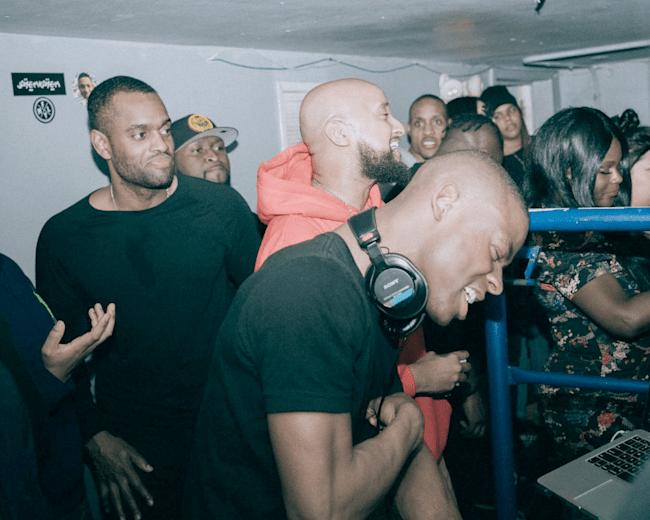 Boosie Fade Playlist Toronto S Coolest Rap Party