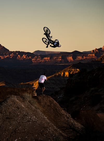 Practice at Rampage is always a glimpse of what's coming on finals day