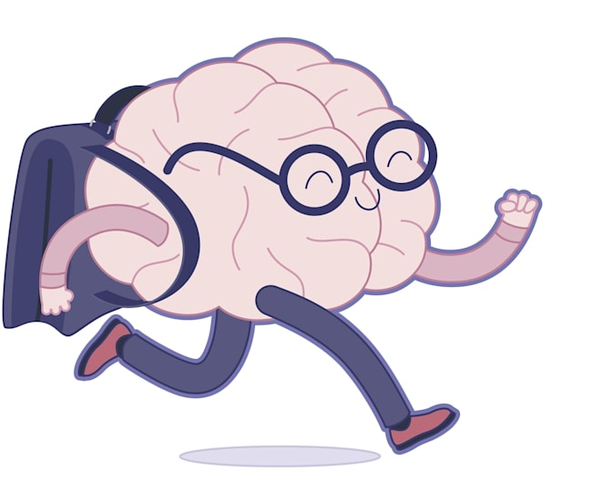 This is what happens to your brain when you run to work