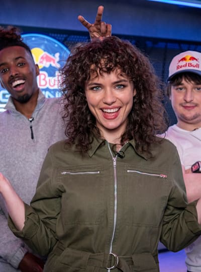 AJ Shabeel and Jukeyz star in the first episode of Red Bull Duos
