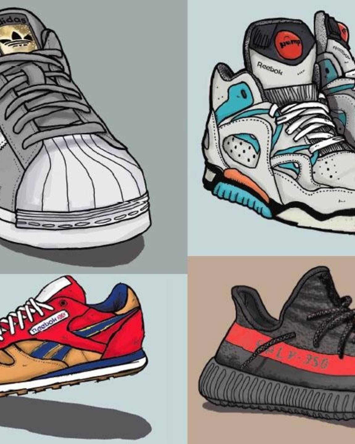 Sneakers ABC: Alles, was du über Sneakers wissen musst!