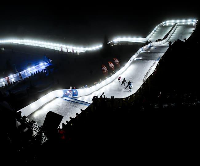 «Игора» – одна из наиболее топовых трасс для скоростного спуска на коньках