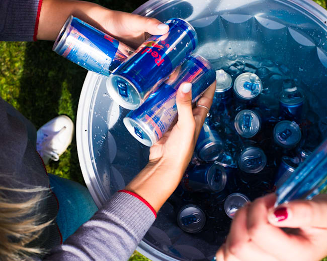 Red Bull gives wings to Orientation 2021