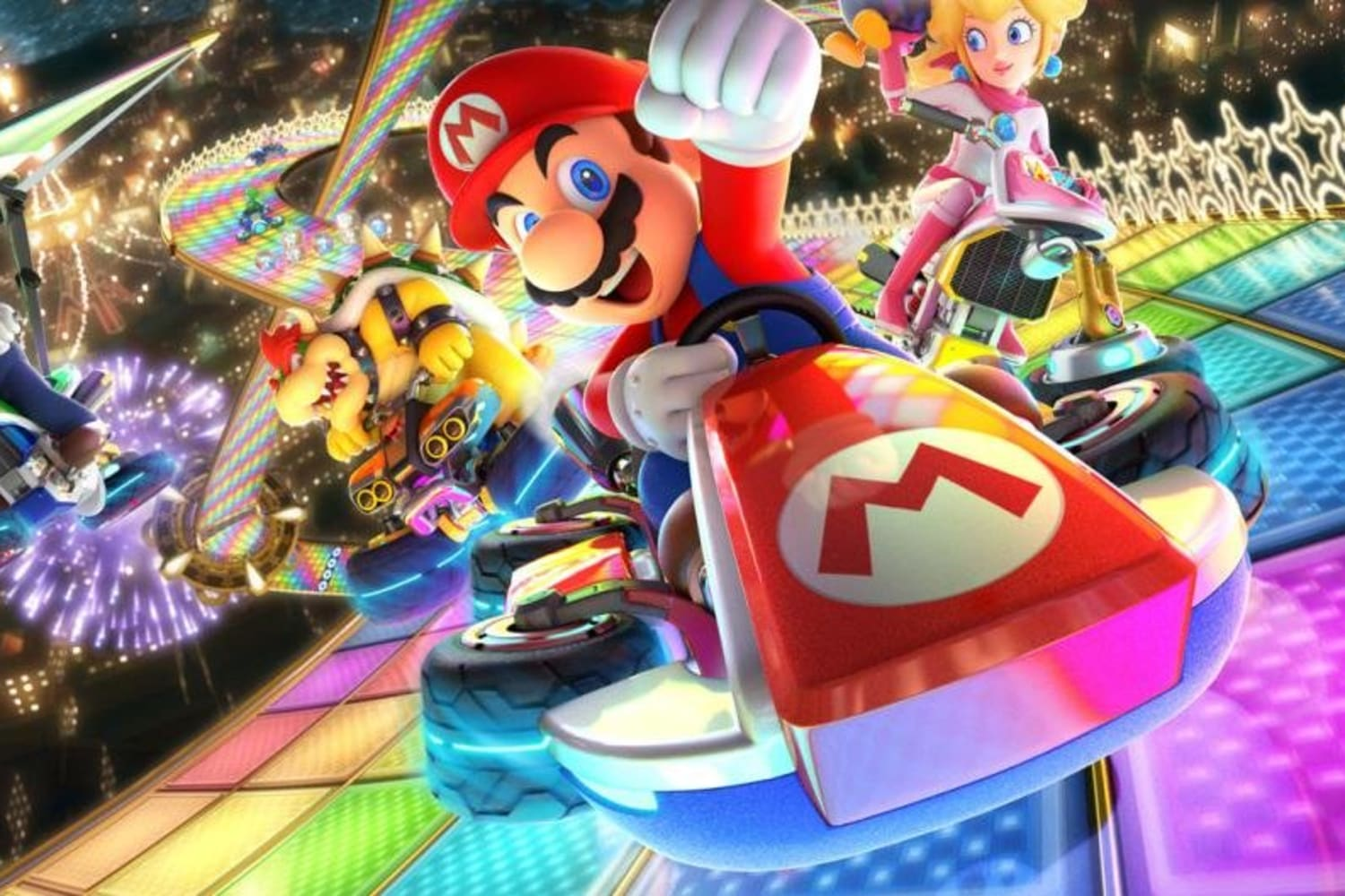 Mario Kart 8 Deluxe Tips The Ultimate Guide