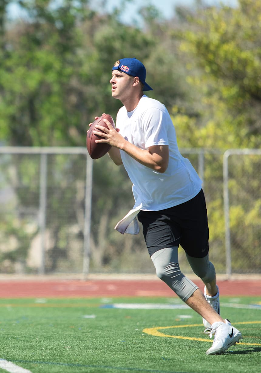Jared Goff American Football Red Bull Athlete Page
