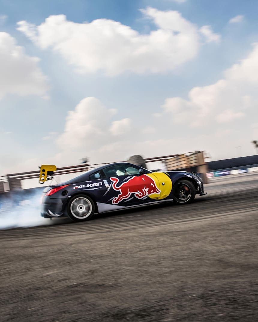 Red Bull Car Park Drift How It Works Rules Format