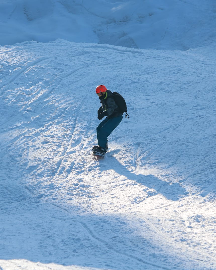 Snowboarding In India The 5 Best Places