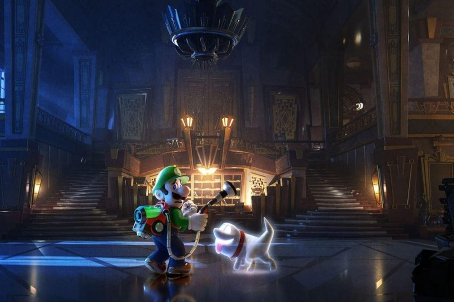 Last Game You Finished And Your Four-ghts - Page 13 Luigi-mansion-3-hands-on