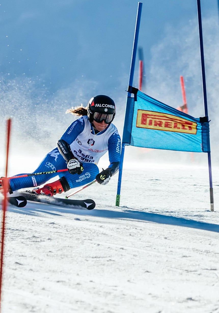 Sofia Goggia Alpine Ski Red Bull Athlete Profile