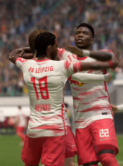RB Leipzig in FIFA 22