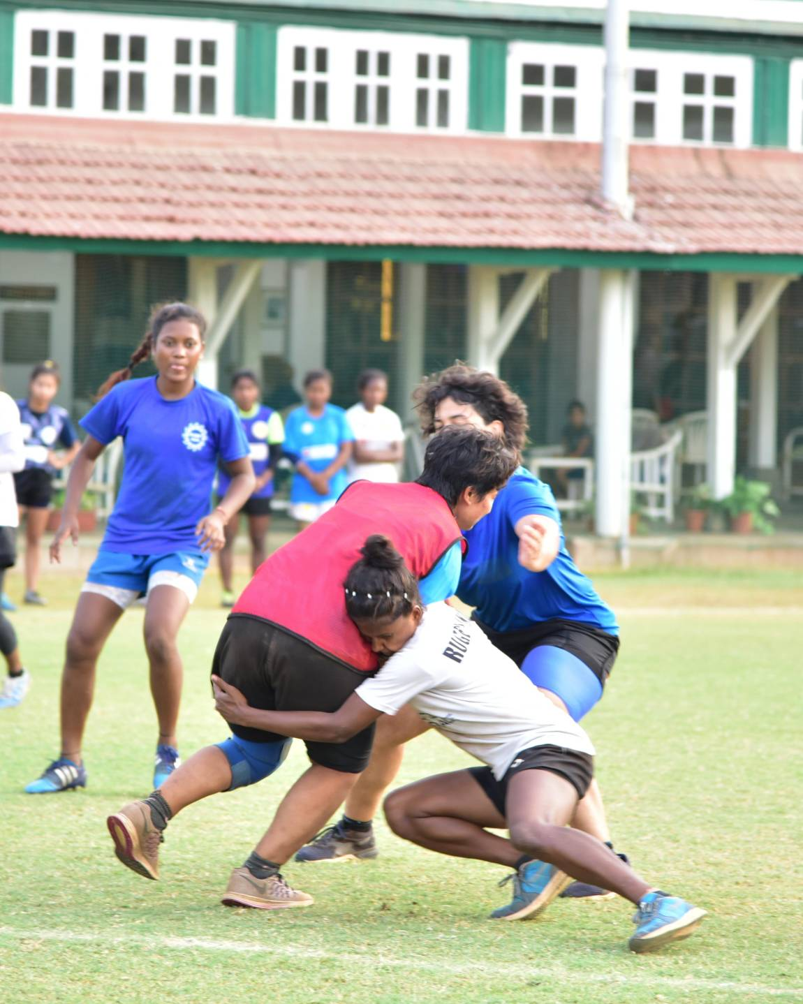 India Womens Rugby Captain Speaks On Fitness