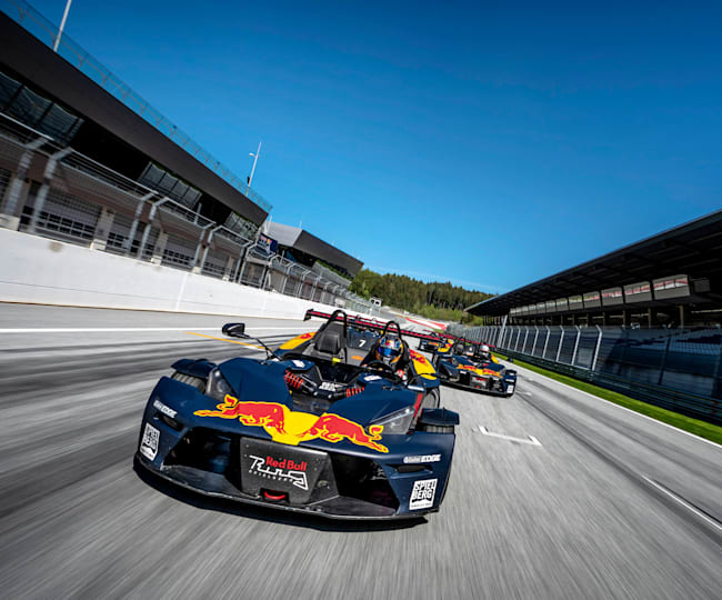 The KTM X-Bow: Formula racing for two