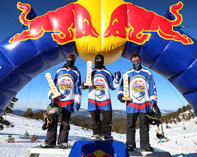 Red Bull Athlete Zone