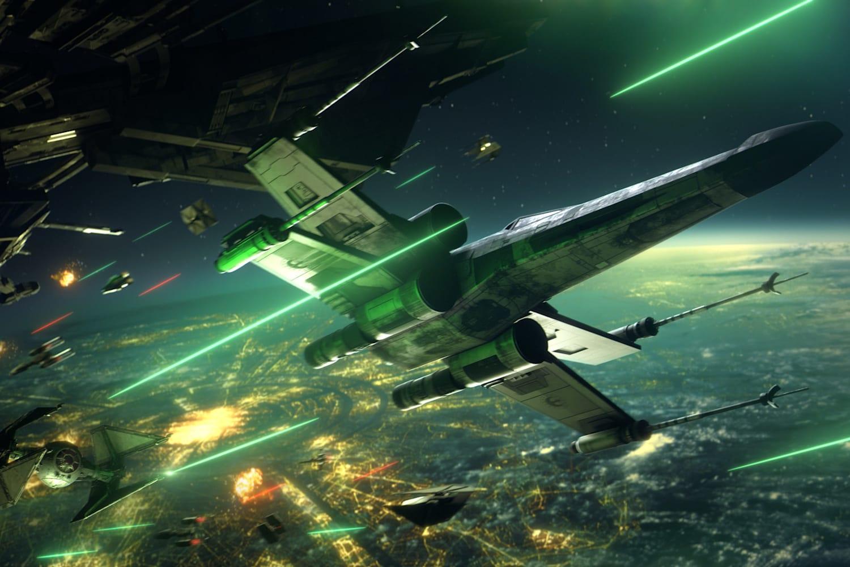 Star Wars Squadrons: Batalla de Flotas