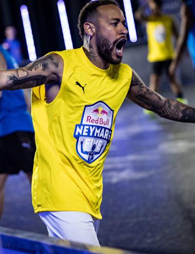 Neymar Jr meydançada
