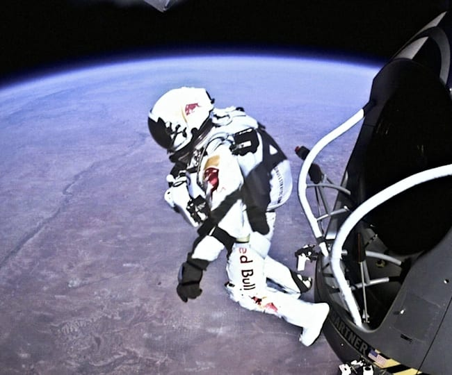Red Bull Stratos Mission Attempt
