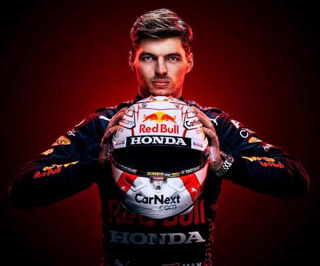 Max Verstappen F1 S2021