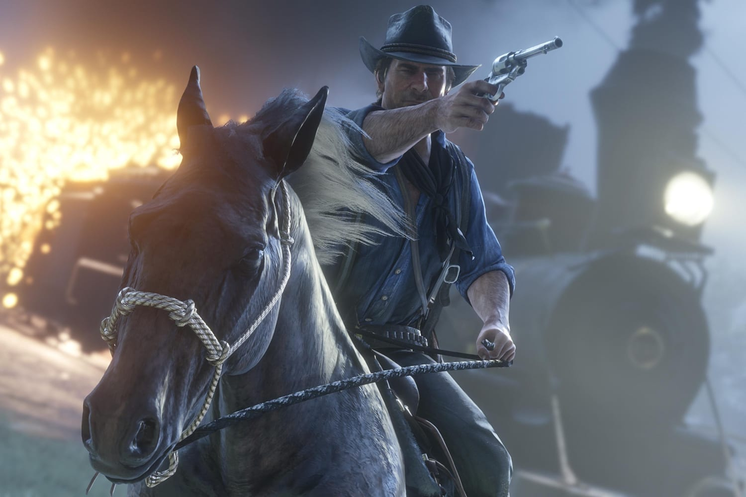 Red Dead Redemption 2 10 Things Learned From A Preview