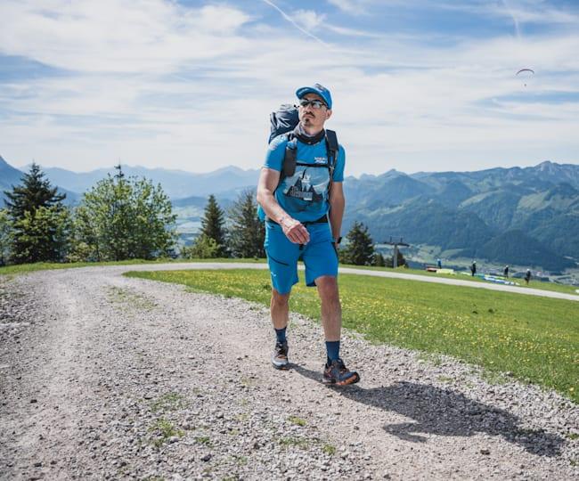 Андрей Машак о своем участии в Red Bull X-Alps