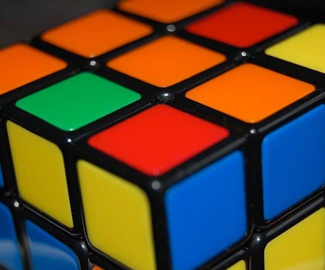 10 curiosidades sobre el Cubo de Rubik