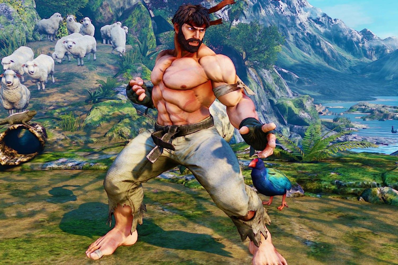 Red Bull 5g Code Unlocks Hot Ryu In Street Fighter 5