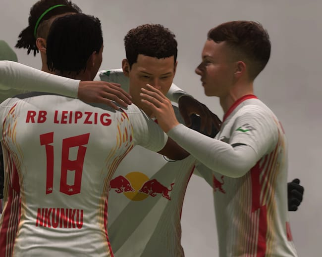 RB Leipzig in FIFA 21