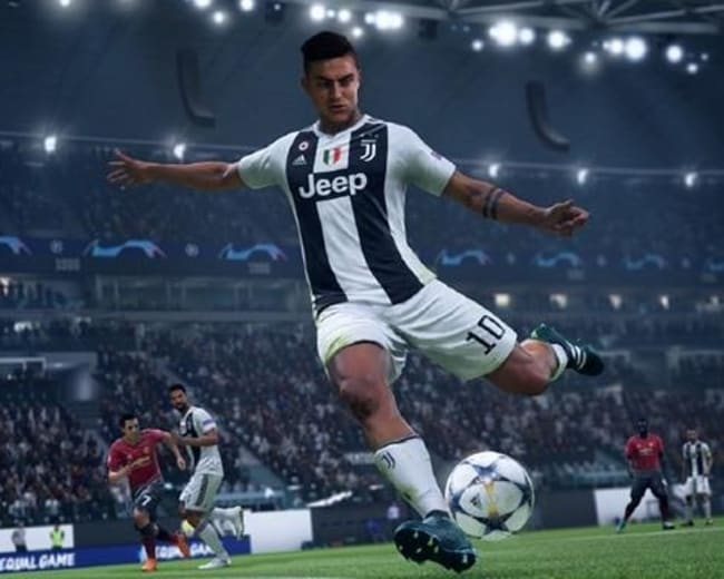 Timed shooting is a new feature for FIFA 19