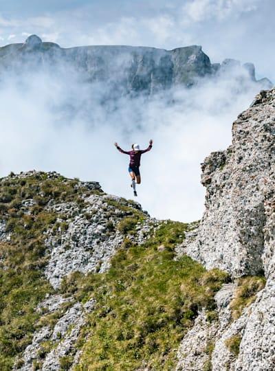 Denisa Dragomir, Munții Bucegi, 2021