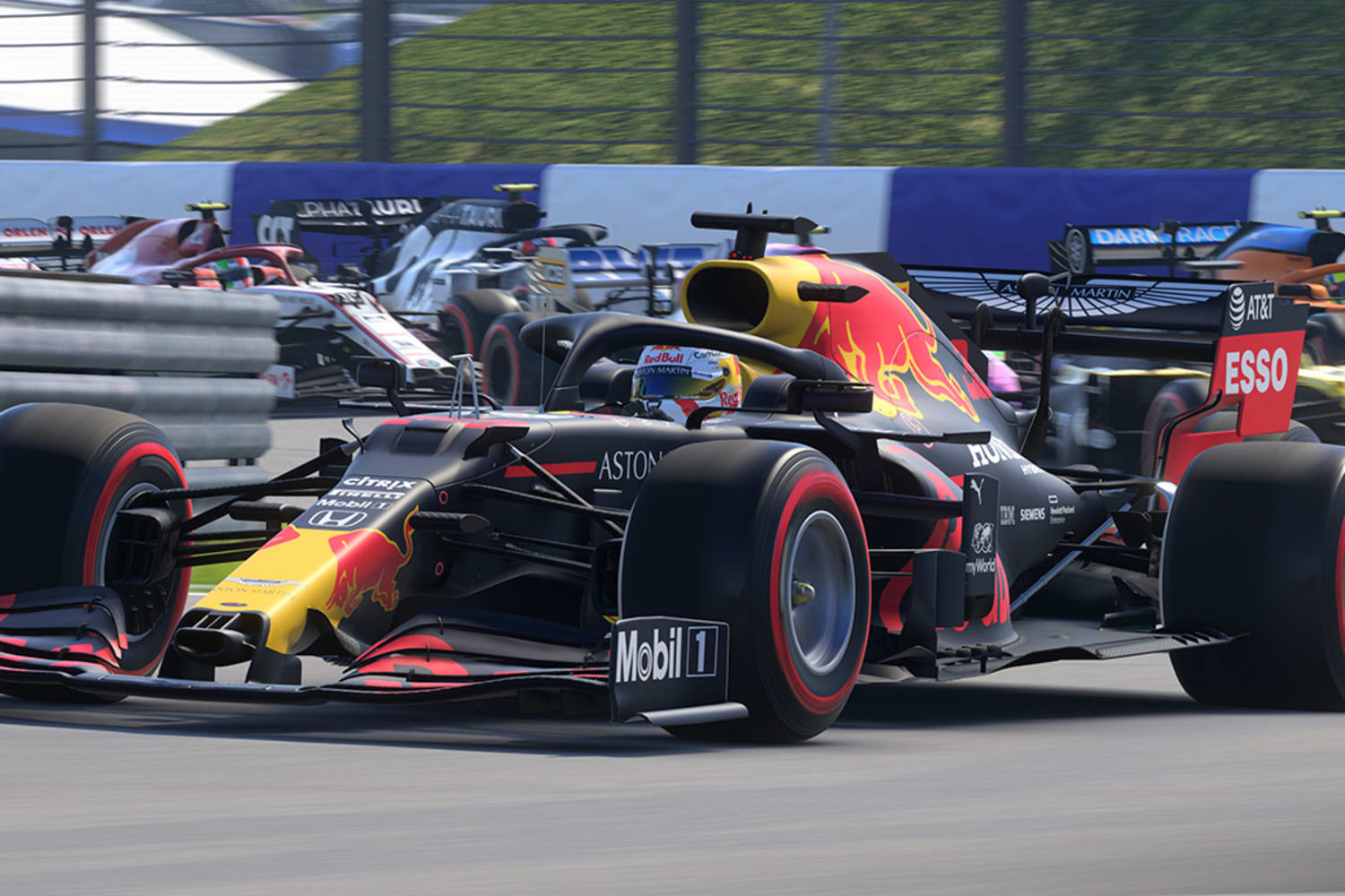 F1 2020 My Team Game Codemasters Interview And Tips