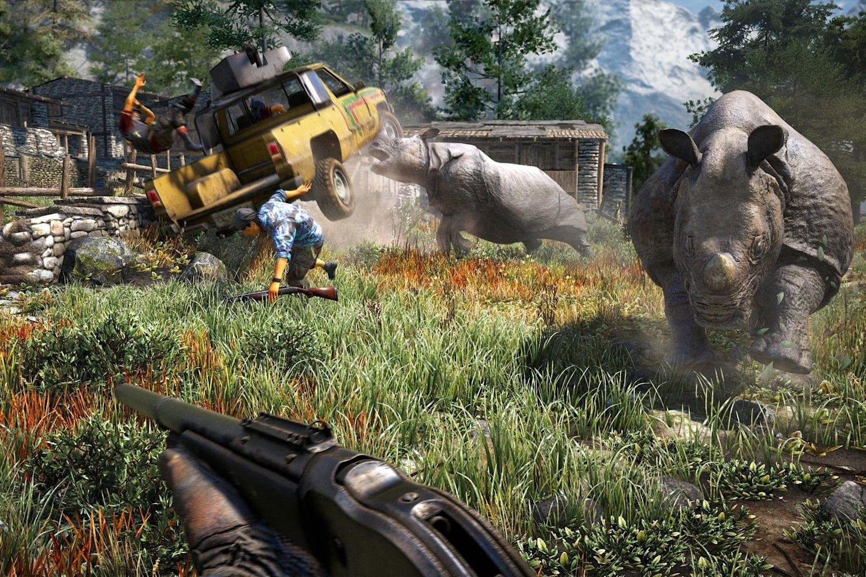 Far Cry 4 Tips To Avoid The Evil Wildlife
