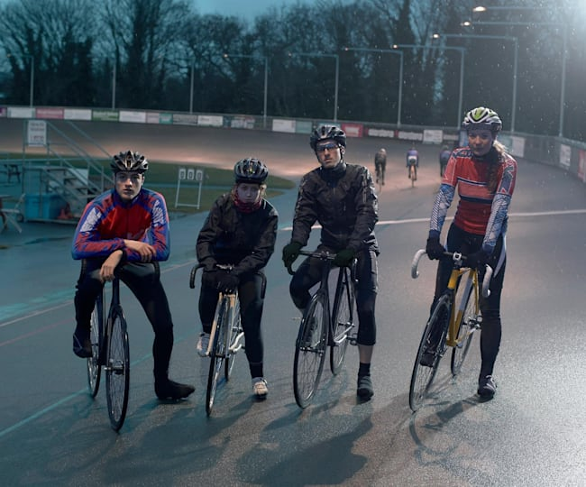 Cycling clubs are a great way to push yourself to another level
