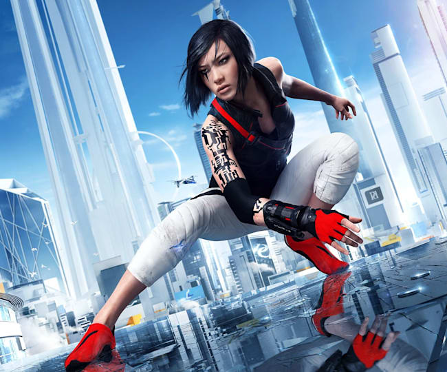 Faith in Mirror's Edge