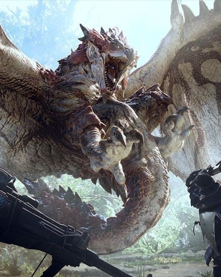 Monster Hunter World Game Tips Ps4 Xbox One Pc